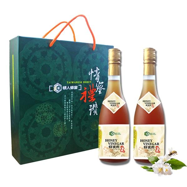 情蜜禮讚 蜂蜜酢禮盒 1